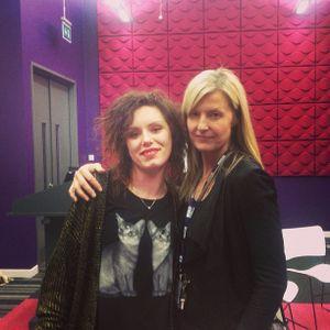 Fiona Ledgard interviews Mary Anne Hobbs
