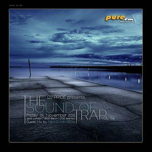 DJ Pride - The Sound Of Trap 004 [Nov 25-2011] on Pure.Fm