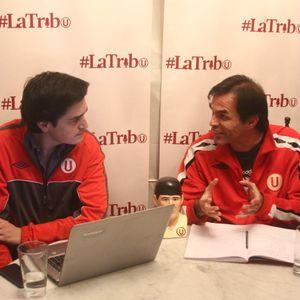 #LaTribu: Homenaje a Roberto Scarone y análisis deportivo de la U. [16/7/17]