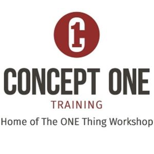 Tell Your Money Where To Go, Or You Won't Know Where It Went.- Concept 1 Training: The ONE Thing Wor
