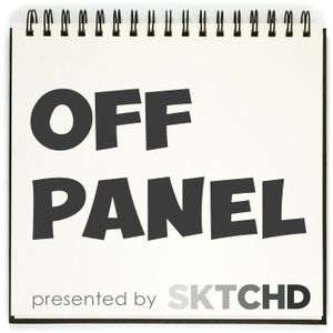 Off Panel #39: Midwifing DC's Rebirth with Brandon Burpee