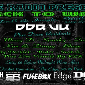 Dose Presents Back to Wax: Kyx & MC JKD