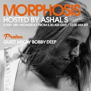 Morphosis 023 With Ashal S And Bobby Deep (16-11-2016)