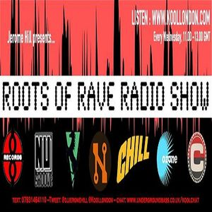 Jerome Hill @ The Roots Of Rave - Kool London - 24.01.2018