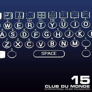 Club du Monde #15A . 9/03/2010