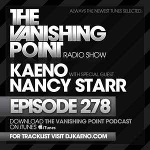 The Vanishing Point Guest Mix for Ep 278 w Kaeno