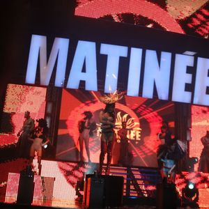 Matinee Pre-Curcuit Party Mix - July 2012 Podcast