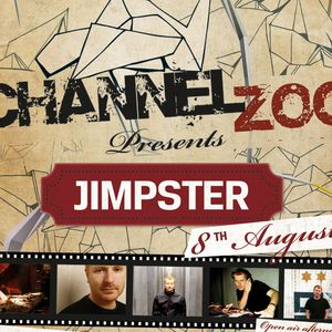 Jimpster / Live broadcast from ZOO PROJECT / 8.08.2012 / Ibiza Sonica