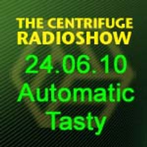 The Centrifuge Radio Show - 24th June 2010