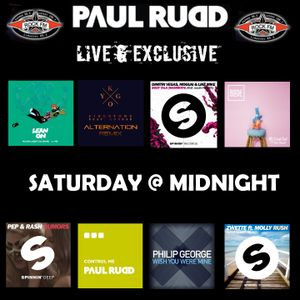 Paul Rudd - Rock FM Cyprus - In The Mix Show 3