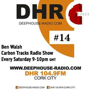Ben Walsh - Carbon Tracks DHR # 14