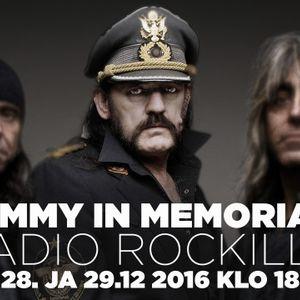 Lemmy in Memoriam 29.12.16: Voiko Lemmyn kaltaisia hahmoja enää tulla?