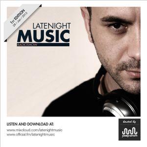 LATE NIGHT MUSIC - 1º ED -