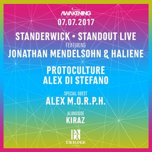 01 Alex Di Stefano Live @ Exchange LA, Los Angeles USA 07-07-2017