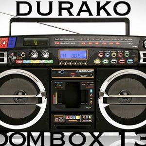 DJ DURAKO DAVILA-BOOM BOX 13