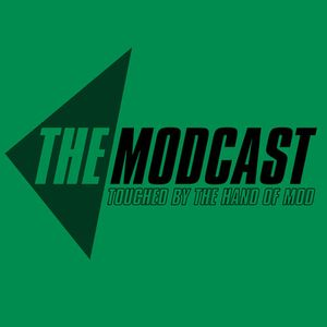 28.07.20 The Modcast #80 Steve Rowloand w/ Claire Mahoney