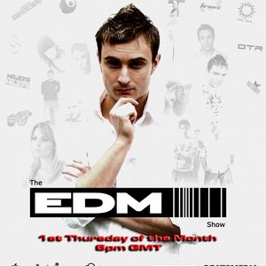 027 The EDM Show with Alan Banks & guest Chris Metcalfe
