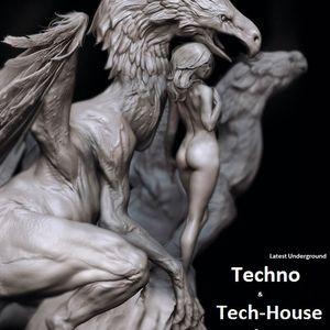 Dj BENCOX Underground TECHNO & TECH-HOUSE 16 - 05 - 2015..part 2