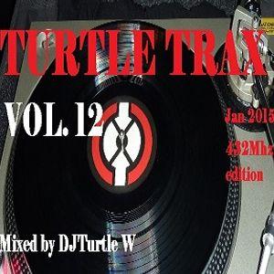 Turtle Trax Vol. 12  432Mhz  Edition  Jan 2015