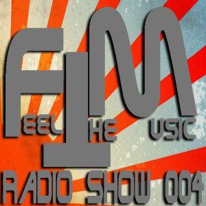 Luis Vela - Feel The Music Radio Show 004