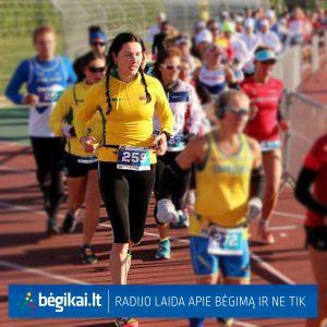 Bėgikai.lt #24 | Paros bėgimo rekordininkė: kai smegenys stabdo, kūnas dar turi rezervų