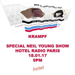 Krampf special Neil Young - 18/01/17