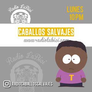 Caballos Salvajes 24 - 06 - 2019 en Radio LaBici