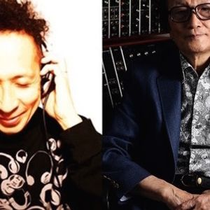 18th March 2015, Two Japanese keyboard pioneers, Tomita and Hirofumi Asamoto