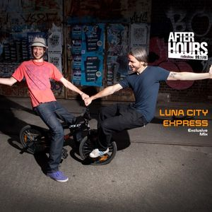 Luna City Express, Live At SkyBar Lima on Afterhours Radio Show 99.1 FM - 05.02.11