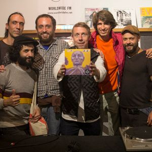 Brownswood Basement from Mexico City: Gilles Peterson // 05-04-2018
