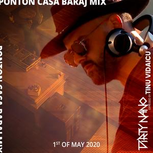 1st of May, 2020 at Ponton Casa Baraj by Dirty Nano's Tinu Vidaicu.