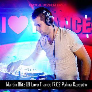 Martin Blitz @I Love Trance 17.02 Palma Rzeszów