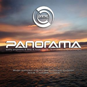 Panorama @ Prime FM 022 - Mixed By Dynamic Illusion | 20140911
