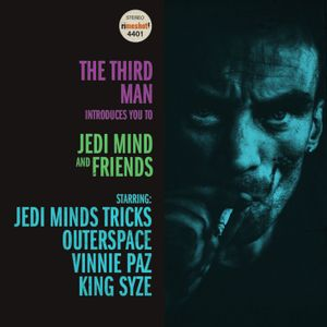 TheTHIRDMAN introduces you to Jedi Mind & Friends . Classic Side