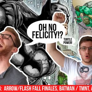 Arrow / Flash Finale Reaction, Batman #47 Review & MORE! | CCWG 44
