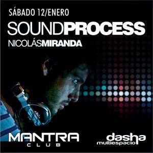 Mantra Club Podcast # 9 - Sound Process