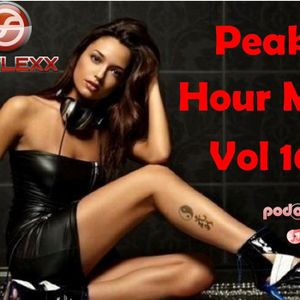 DJ Flexx - Peak Hour Mix Vol. 16 (02-08-13)