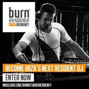 Burn Studios Residency - Mohamed Chiki