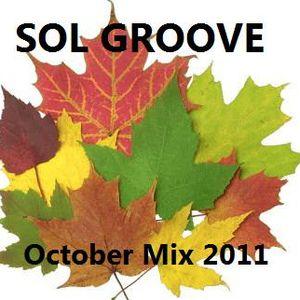 SOL GROOVE - OCTOBER MIX 2011