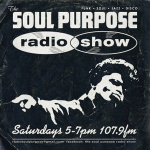 The Soul Purpose Radio Show Presented By Jim Pearson & Tim King Radio Fremantle 107.9FM 19.05.18