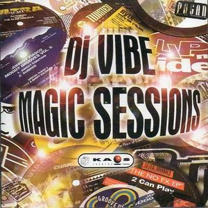 DJ Vibe - Magic Sessions CD1 [1997]