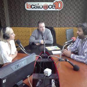 Con Gabriel Budiño y Sebastian Olivera #Fintech en Economia Digital