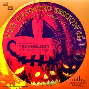 TWCHNOLOGY- The Haunted Session part2 October promo set 2010