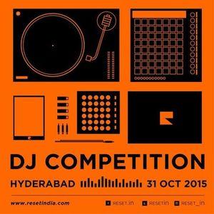Zak Zaheen- #resetIND Hyderabad Mix