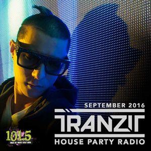 DJ Tranzit - Live 101.5 FM (Phoenix, AZ) September 2016