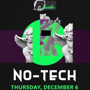 K-Bronautas Inc Presenta:No-Tech live at Puzzle,Mayaguez