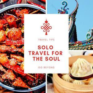 Buzz Around China Grand Finale——Solo Travel For The Soul