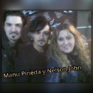 Cual es tu Rock? prog 30092016 Nelson John y Manu Pineda, Dos Tierras y Cuatro Payasos muertos
