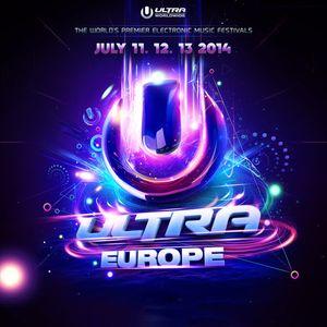 Blasterjaxx - Live at Ultra Europe - 12.07.2014