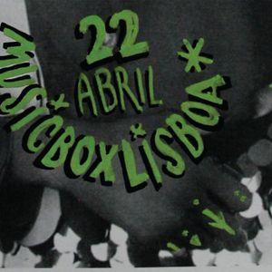 Pérola Negra no MusicBox